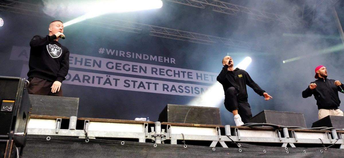 "Hetz-Hiphopband ""K.I.Z."" verherrlicht Mord an AfD-Führung - doch fürs BKA ist das Problem ""rechter Hass"""