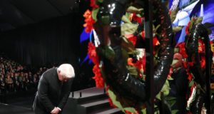 Frank-Walter Steinmeier; Foto: Imago