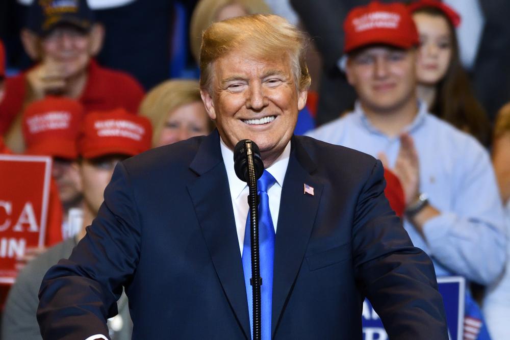 Aufgeben ist keine Option: Trump erwägt Präsidentschaftskandidatur 2024