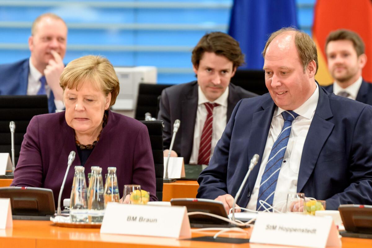 """Bei Merkels """"Öffnungsplan"""" können Handel und Gastronomie gleich für immer dichtmachen"""