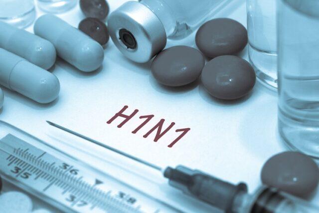H1N1 (Bild: shutterstock.com/Von Green Apple)