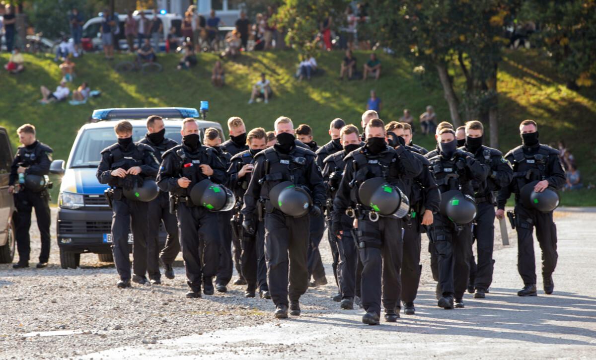 Demonstrationsverbot in Berlin: Zum Jahresende wird die Demokratie abgeschafft