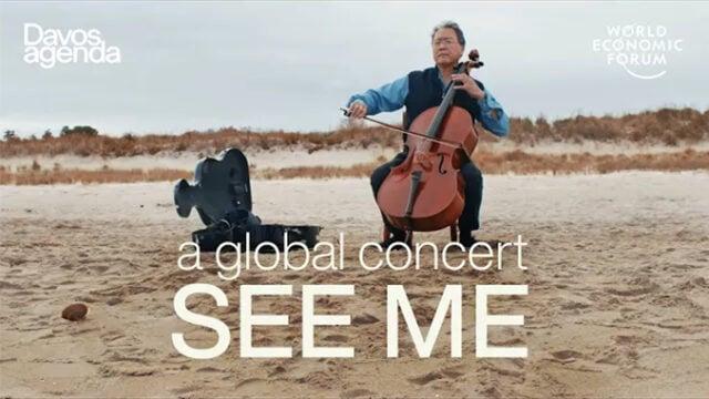See Me: A Global Concert - Clockwork Orange wird Realität