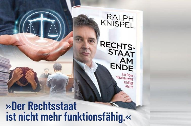 """Berlins härtester Staatsanwalt packt aus: """"Der Rechtsstaat ist nicht mehr funktionsfähig"""""""