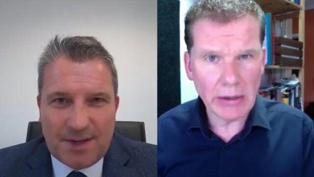 Martin Hess im Gespräch mit Christian Jung: Wie muss Linksextremismus bekämpft werden?