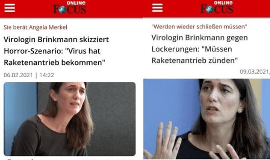 Brinkmann Virologin