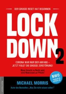 Michael Morris - Lockdown - Band 2 - Unterstützen Sie jouwatch und erwerben den Artikel über den Kopp Verlag - 21,00 Euro