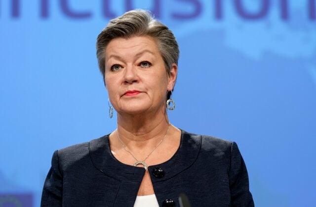 Ylva Johansson (Bild: shutterstock.com)