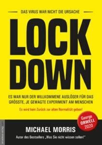 Michael Morris - LOCKDOWN - Unterstützen Sie jouwatch und erwerben das Buch über den Kopp Verlag - 21,00 Euro