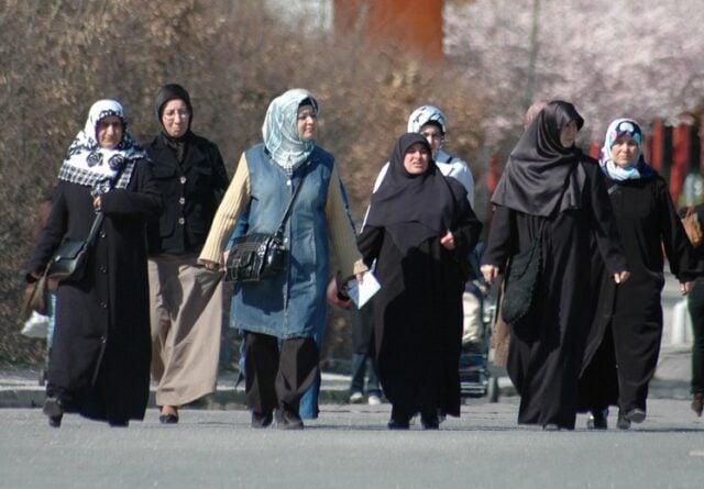Muslimas (Symbolbild: shutterstock.com/Von 360b)