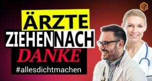 #allesdichtmachen - Mutige Ärzte ziehen nach!; Bild: Startbild Youtube