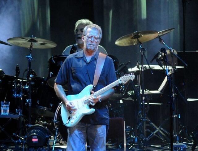 Eric Clapton (Bild: shutterstock.com/Von A.RICARDO)