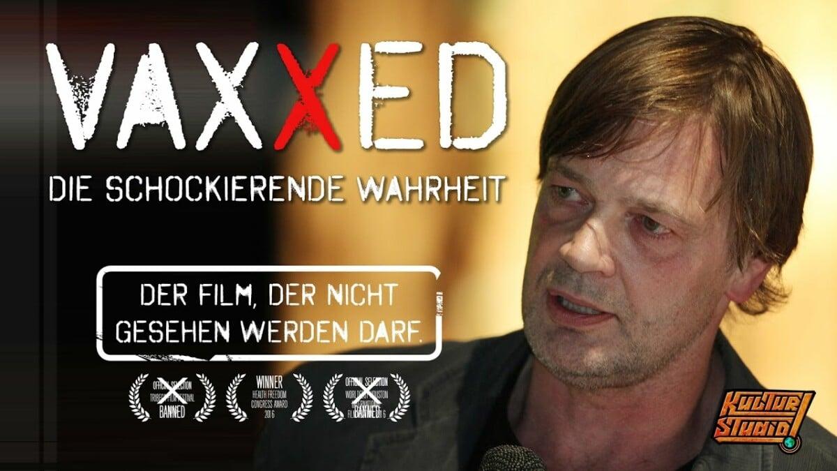 VAXXED – Der Film, der nicht gesehen werden darf | Andrew Wakefield in Berlin; Bild: Startbild Youtube