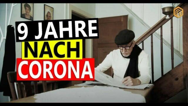 Sieht Deutschland 9 Jahre nach Corona so aus?; Bild: Startbild Youtube