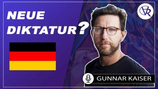 Gunnar Kaiser: Totalitäre Auswüchse eines neuen Gesundheitsstaats?; Bild: Startbild Youtube