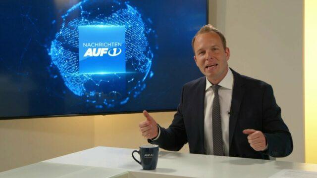 Stefan Magnet stellt sein neues Projekt vor: ein freier, unabhängiger TV-Sender; Bild: Startbild Youtube