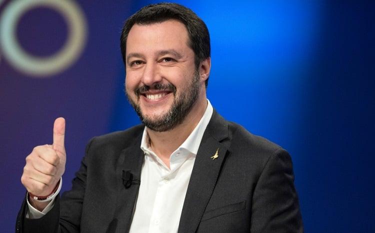 Matteo Salvini (Bild: shutterstock.com/Von Alessia Pierdomenico)