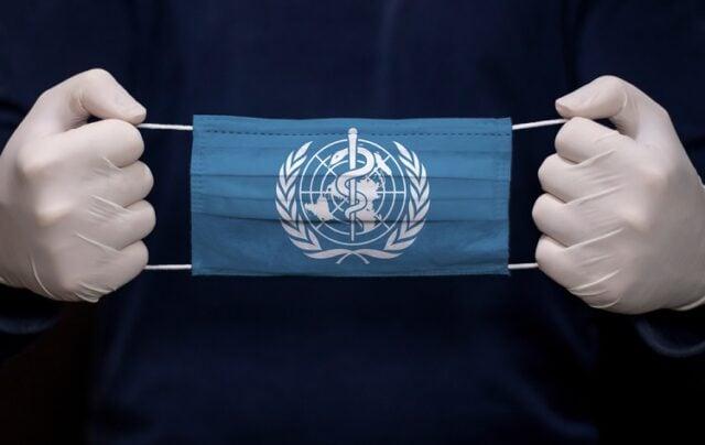 WHO (Bild: shutterstock.com/Von kcube - Baytur)
