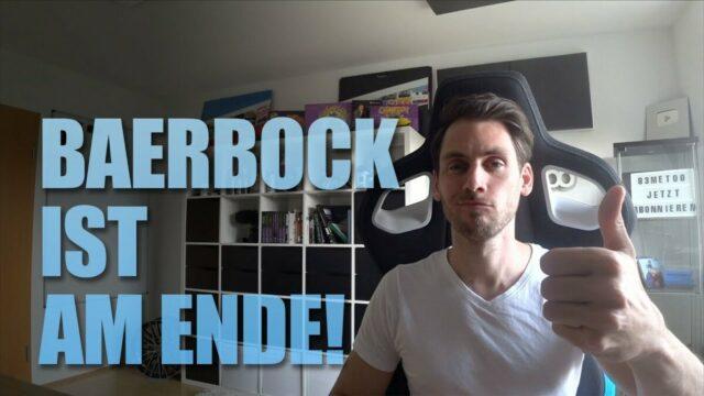 BAERBOCK verbockt ALLES selbst!; Bild: Startbild Youtube