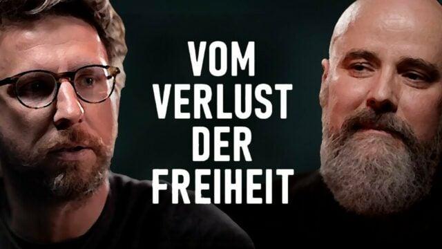 Gunnar Kaiser im Gespräch mit Raymond Unger; Bild: Startbild Youtube