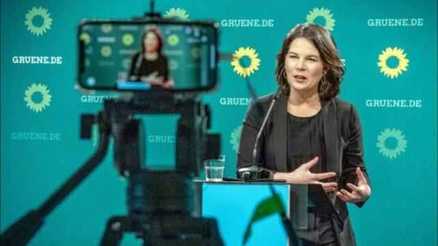 Petr Bystron: Wie linksgrüne Medien Annalena Baerbock gegen das Volk zur Kanzlerin machen wollen; Bild: Startbild Youtube
