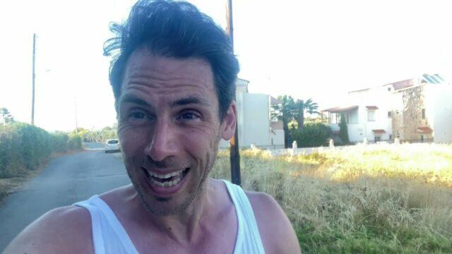 Youtuber Oli berichtet von Kreta; Foto: Startbild Youtube