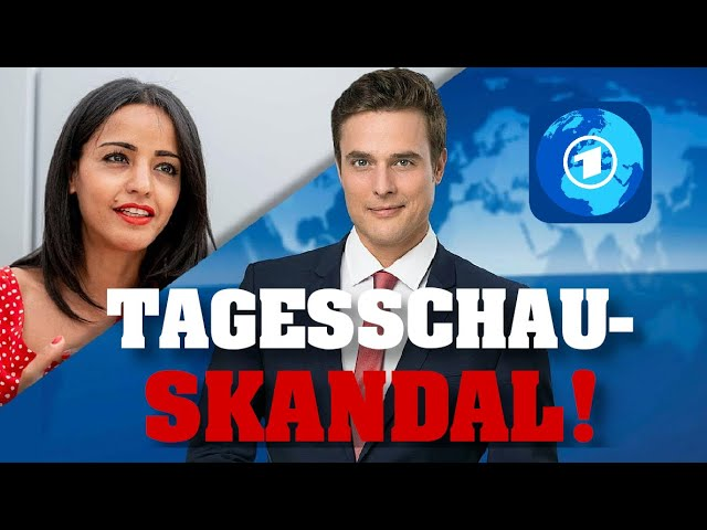 Tagesschau-Sprecher verunglimpft Sawsan Chebli?; Bild: Startbild Youtube Tim Kellner