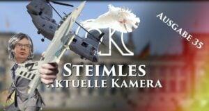 Steimles Aktuelle Kamera / Ausgabe 35; Bild: Startbild Youtubevideo Steimles Welt