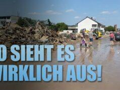 Katastrophengebiet Ahrweiler UNZENSIERT! | Oli; Bild: Startbild Youtubevideo