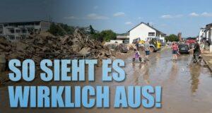 Katastrophengebiet Ahrweiler UNZENSIERT!   Oli; Bild: Startbild Youtubevideo